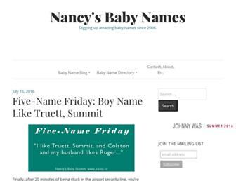 Thumbshot of Nancy.cc
