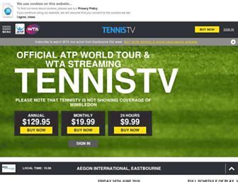 Thumbshot of Tennistv.com