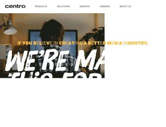 Thumbshot of Centro.net