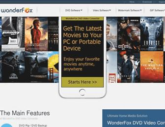 videoconverterfactory.com screenshot