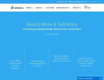 datacaptive.com screenshot