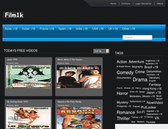 Thumbshot of Film1k.com