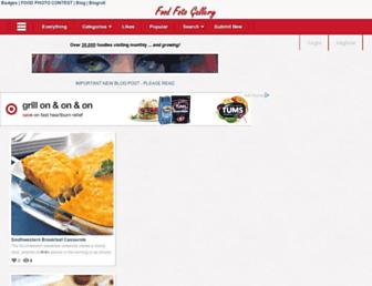 Thumbshot of Foodfotogallery.com