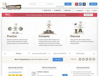 codechef.com screenshot