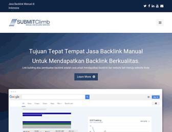 submitclimb.com screenshot