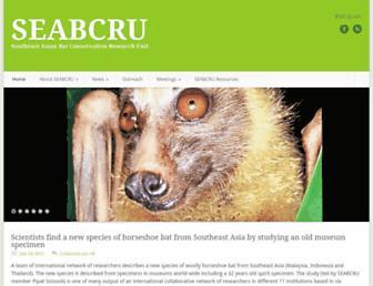 seabcru.org screenshot