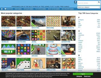 freegames.com screenshot