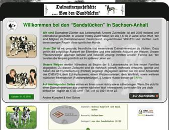 Thumbshot of Dalmatiner-sachsen-anhalt.de