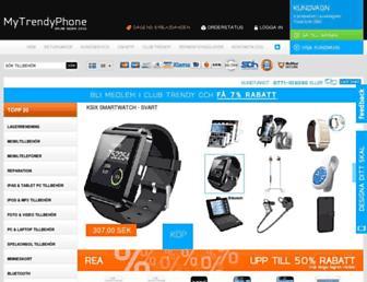 Thumbshot of Mytrendyphone.se