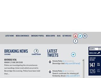 Thumbshot of Vicpolicenews.com.au