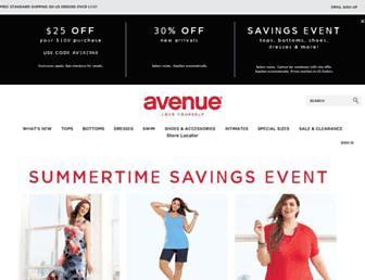 Thumbshot of Avenue.com