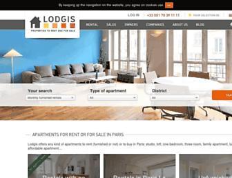 Thumbshot of Lodgis.com