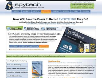 spytech-web.com screenshot