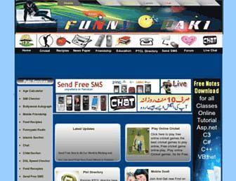 Thumbshot of Funnypaki.com