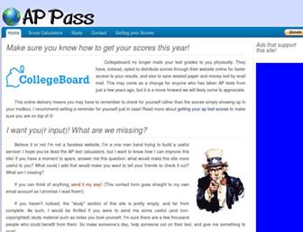Thumbshot of Appass.com