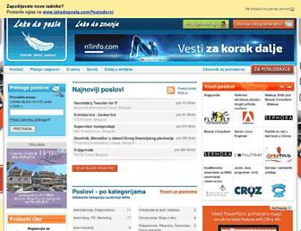 lakodoposla.com screenshot
