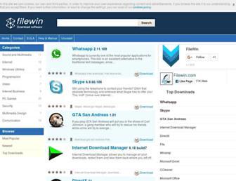 filewin.com screenshot