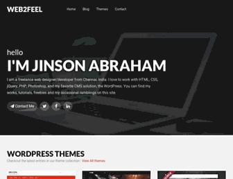 Thumbshot of Web2feel.com