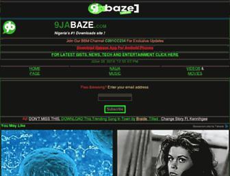 9jabaze.com screenshot