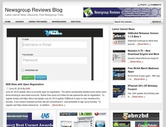 ngrblog.com screenshot