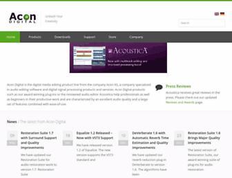 acondigital.com screenshot