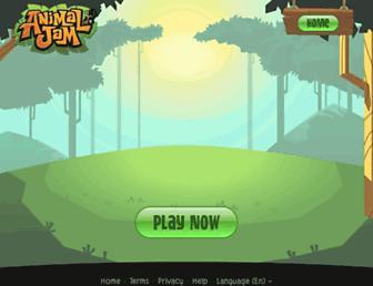 Thumbshot of Animaljam.com