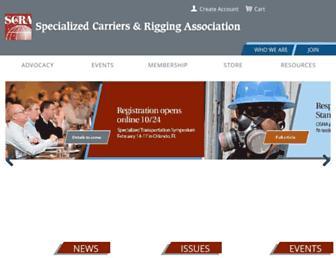 scranet.org screenshot