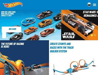 play.hotwheels.com screenshot