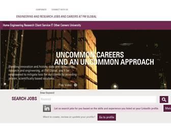 jobs.fmglobalcareers.com screenshot