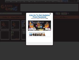 Thumbshot of Games4king.com