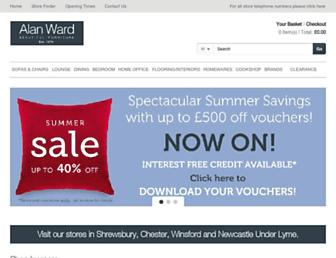 Thumbshot of Alanwardfurniture.co.uk