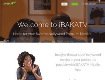 Thumbshot of Ibakatv.com