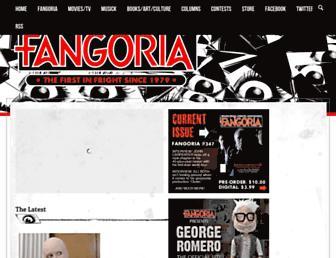 Thumbshot of Fangoria.com