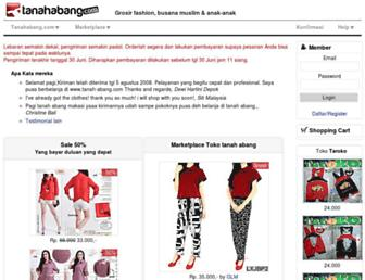 Thumbshot of Tanahabang.com