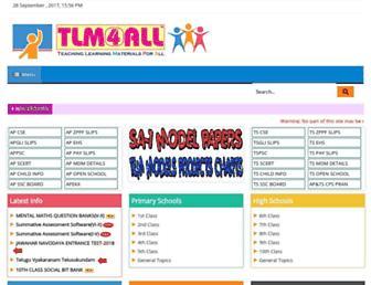 tlm4all.com screenshot