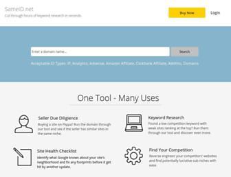 Thumbshot of Sameid.net