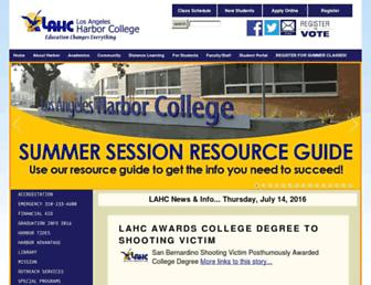 Thumbshot of Lahc.edu