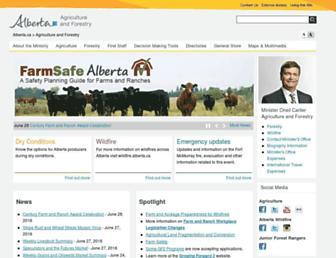 www1.agric.gov.ab.ca screenshot