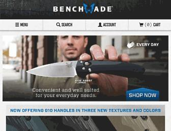 Thumbshot of Benchmade.com