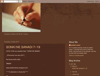 jeeddahaleeyu.blogspot.com screenshot