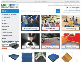 Thumbshot of Greatmats.com