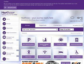 Thumbshot of Heathrow.com