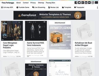 ffery.com screenshot