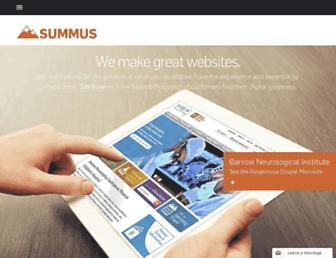 summus.io screenshot