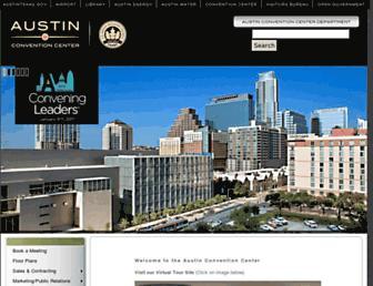Thumbshot of Austinconventioncenter.com