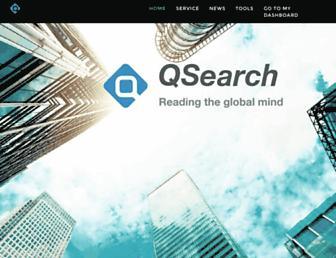 Thumbshot of Qsearch.cc