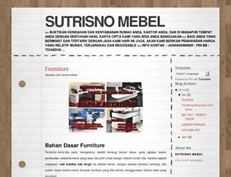 sutrisnomebell.blogspot.com screenshot