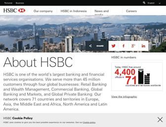 about.hsbc.co.id screenshot