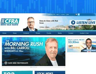 Thumbshot of Cfra.com