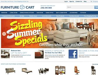 Thumbshot of Furniturecart.com